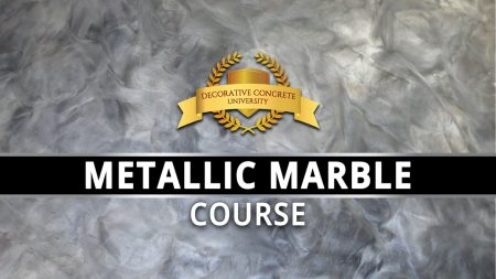 Metallic Marble