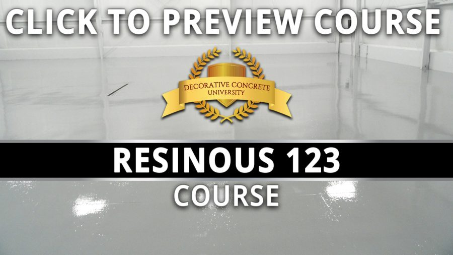 123 Resinous Flooring